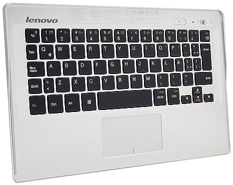 Lenovo BKC600 - Cubierta-Teclado con Bluetooth para Tablet Yoga de 10