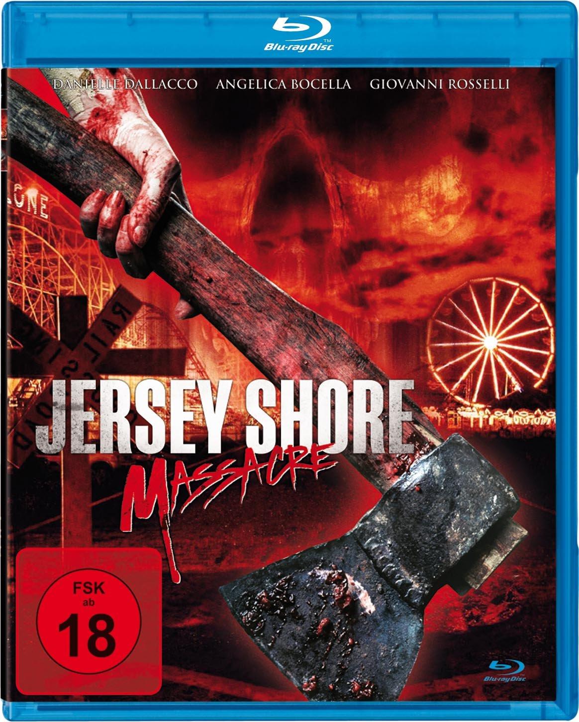 Jersey Shore Massacre [Francia] [Blu-ray]: Amazon.es ...