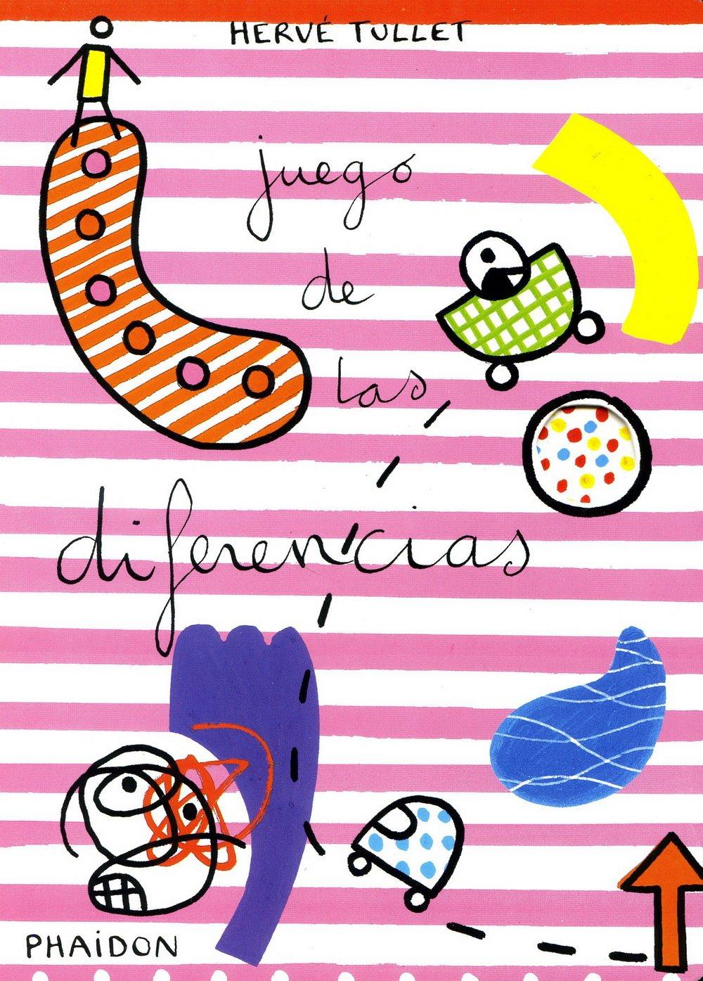 Juego De Las Diferencias (Vamos A Jugar): Amazon.es: Herve Tullet: Libros