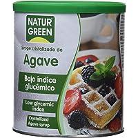 Naturgreen, Sirope cristalizado de Agave, 2 Paquetes