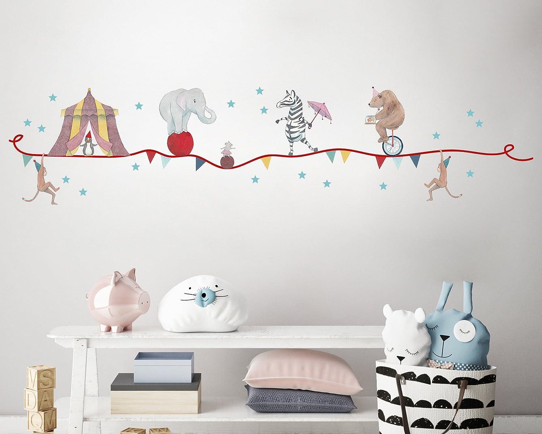 Tinyfoxes Wandsticker Mausebande Fur Die Wichteltur Im Kinderzimmer Kuche Haushalt Wohnen Mobel Wohnaccessoires