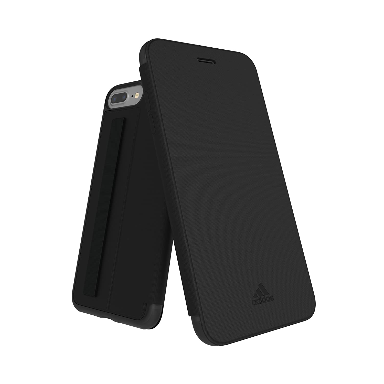 adidas Performance Folio Grip Case Funda Carcasa Portatil para Apple iPhone 7 Plus – Negro Black