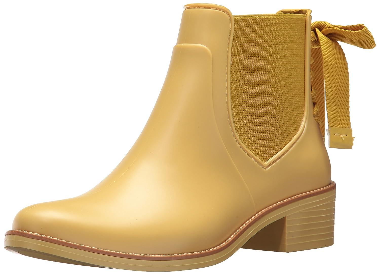 Bernardo Women's Paige Rain Boot B06XYXYF4L 8 B(M) US|Misted Yellow Rubber