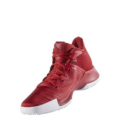 adidas Herren Mad Bounce Basketballschuhe, Rot (Rojpot Ftwbla   Buruni 000), 1bfa3808b5