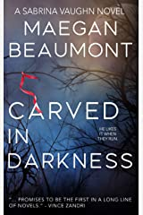 Carved in Darkness (The Sabrina Vaughn Thriller Series Book 1) Kindle Edition