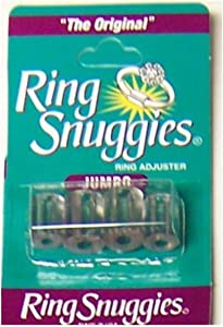Ring Snuggies - The Original Ring Adjusters - Jumbo Size