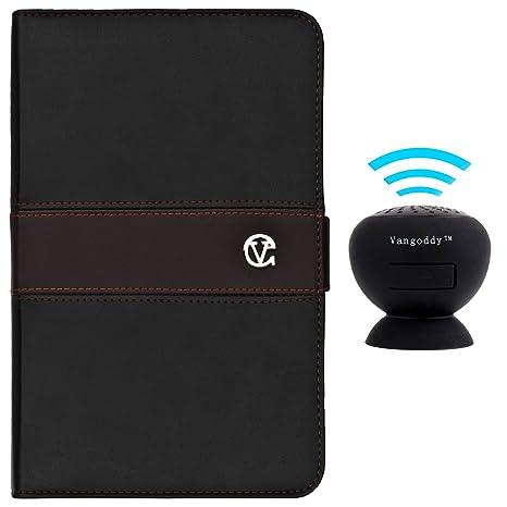 Dauphine cartera - Funda de piel tipo libro para soporte de ...