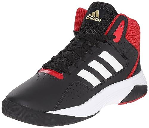 Por favor Orbita Atrevimiento  Buy adidas Performance Men's Cloudfoam Ilation Mid Basketball Shoe,  Black/White/Magold, 6.5 M US at Amazon.in
