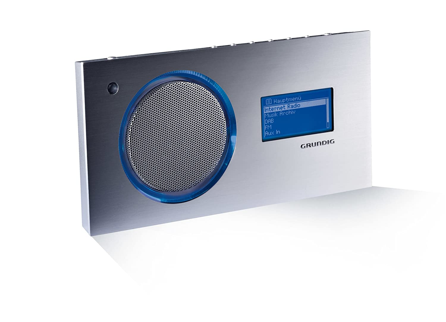 Grundig Cosmopolit 7 A WEB Portable Stereo ( Digital Audio Broadcast  (DAB),MP3 Playback,Internet Radio ): Amazon.co.uk: TV
