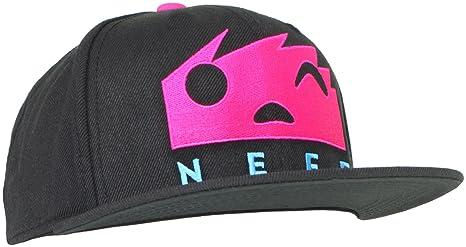 Neff Square Gorra Negro/Negro, Color Negro/Negro, tamaño Talla única
