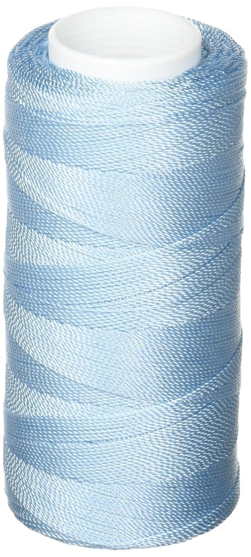 Iris Nylon Crochet Thread, 275-meters, Glass Blue Notions - In Network 2-414