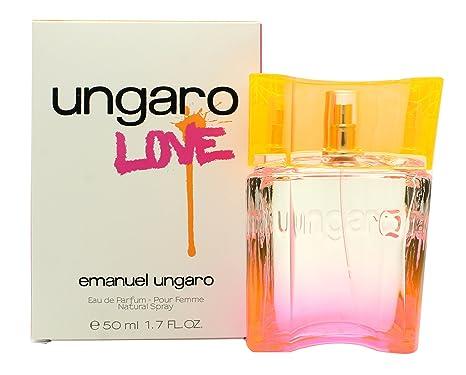 Emanuel ungaro - Love eau de parfum 50ml vaporizador
