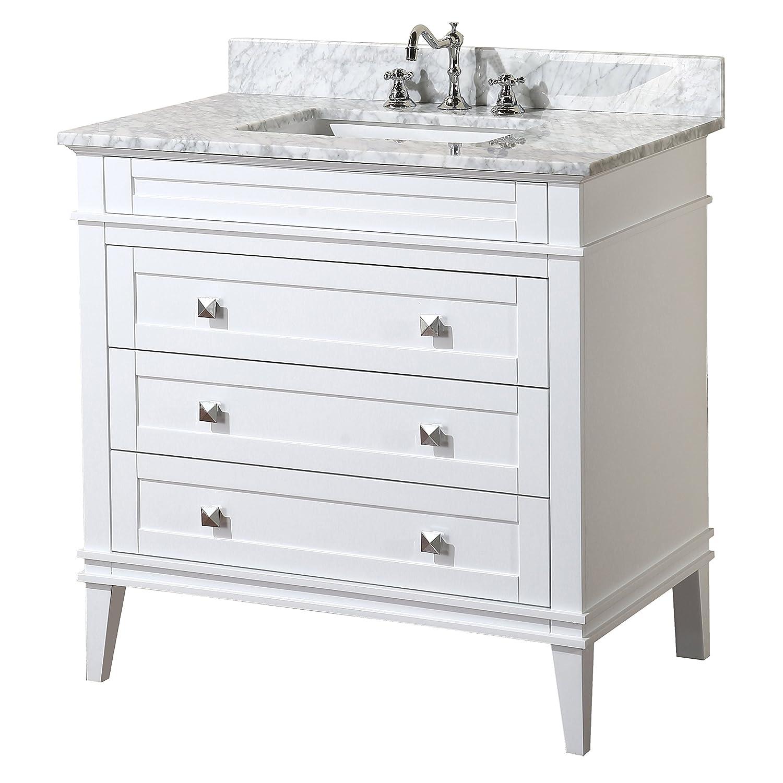 Kitchen Bath Collection Kbc Eleanor Bathroom Vanity With