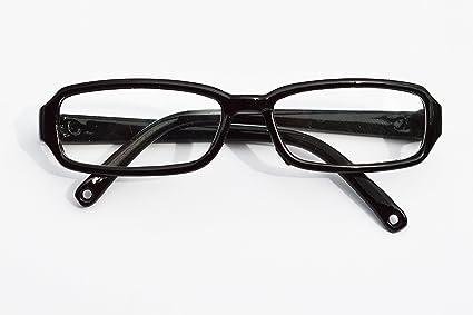Amazon.com: Brittany\'s My Black Modern Frame Eye Glasses for ...