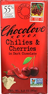 product image for Chocolove Dark Chilies & Cherry Bar 3.2 Oz