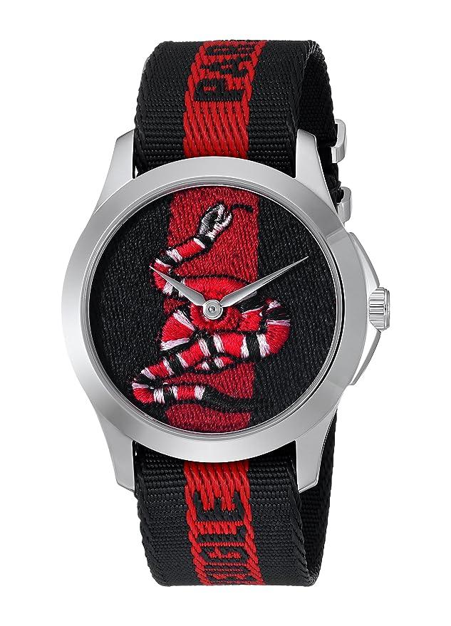 35cf9707fc Reloj Gucci - Unisex YA126493: Amazon.es: Relojes