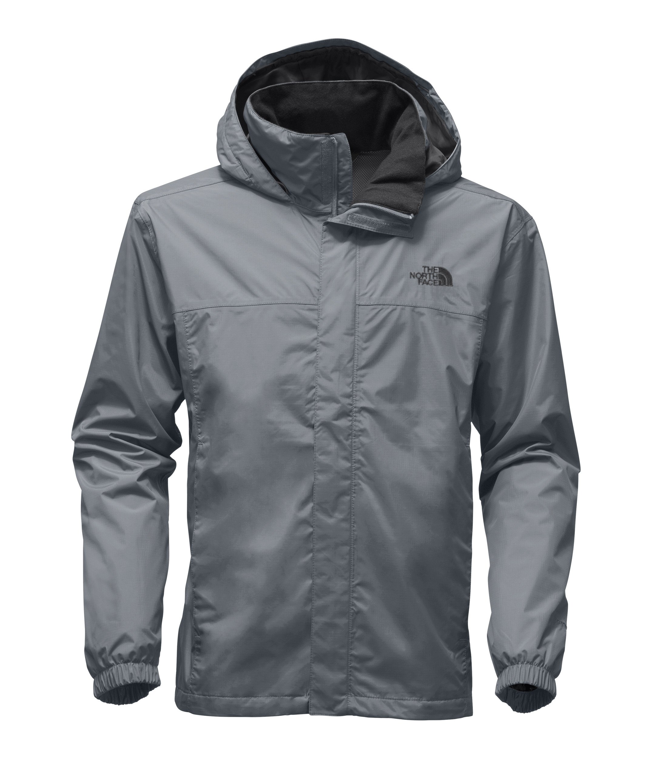 The North Face Men's Resolve 2 Jacket - Mid Grey & Mid Grey - L by The North Face