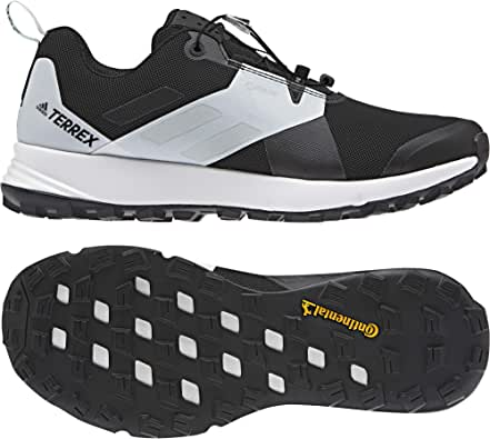 adidas Terrex Two GTX W, Zapatillas de Running para Mujer, Negro ...