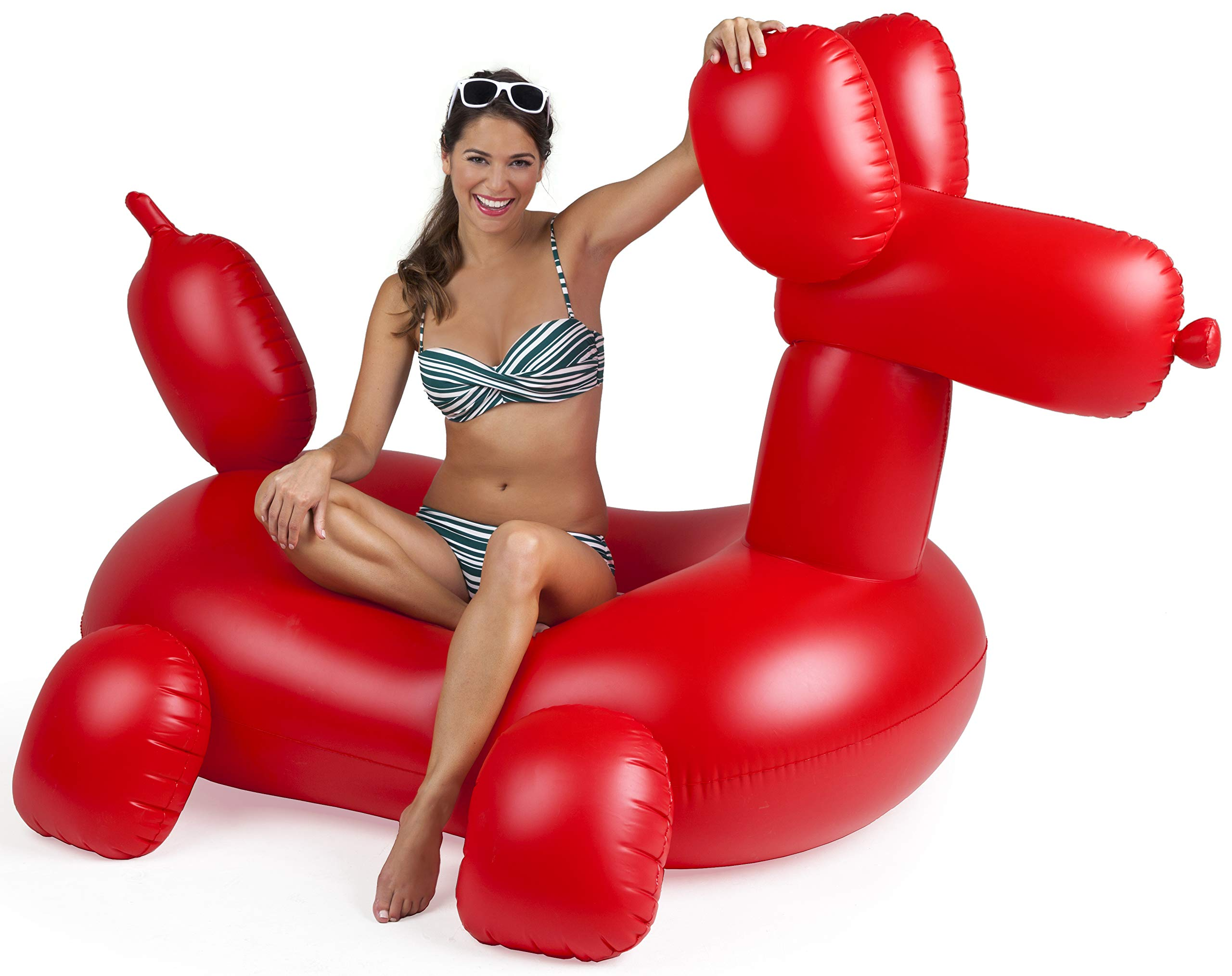 BigMouth Inc Giant Balloon Animal Pool Float