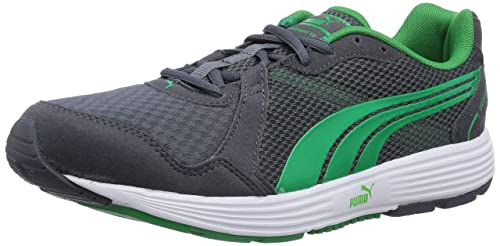 Puma Descendant V2 - Scarpa per uomo, Nero (Black/Silver), 39 EU (6 UK)