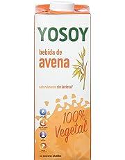 Yosoy Bebida Vegetal de Avena - Paquete de 6 x 1000 ml