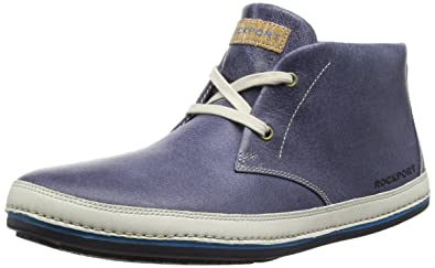 Rockport Men's Harbor Point Chukka Boots - Blue (Navy), 7 UK (40