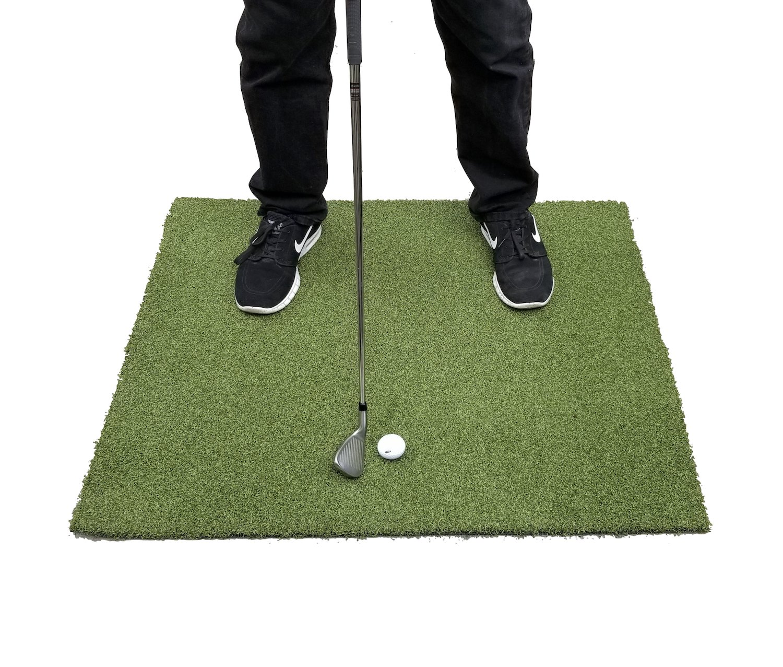 USA Made – プレミアム人工芝生Golf Chipping / driving Mat – 合成TurfエメラルドPutカラー 3.75' x 6' Feet  B078Z3RG9K