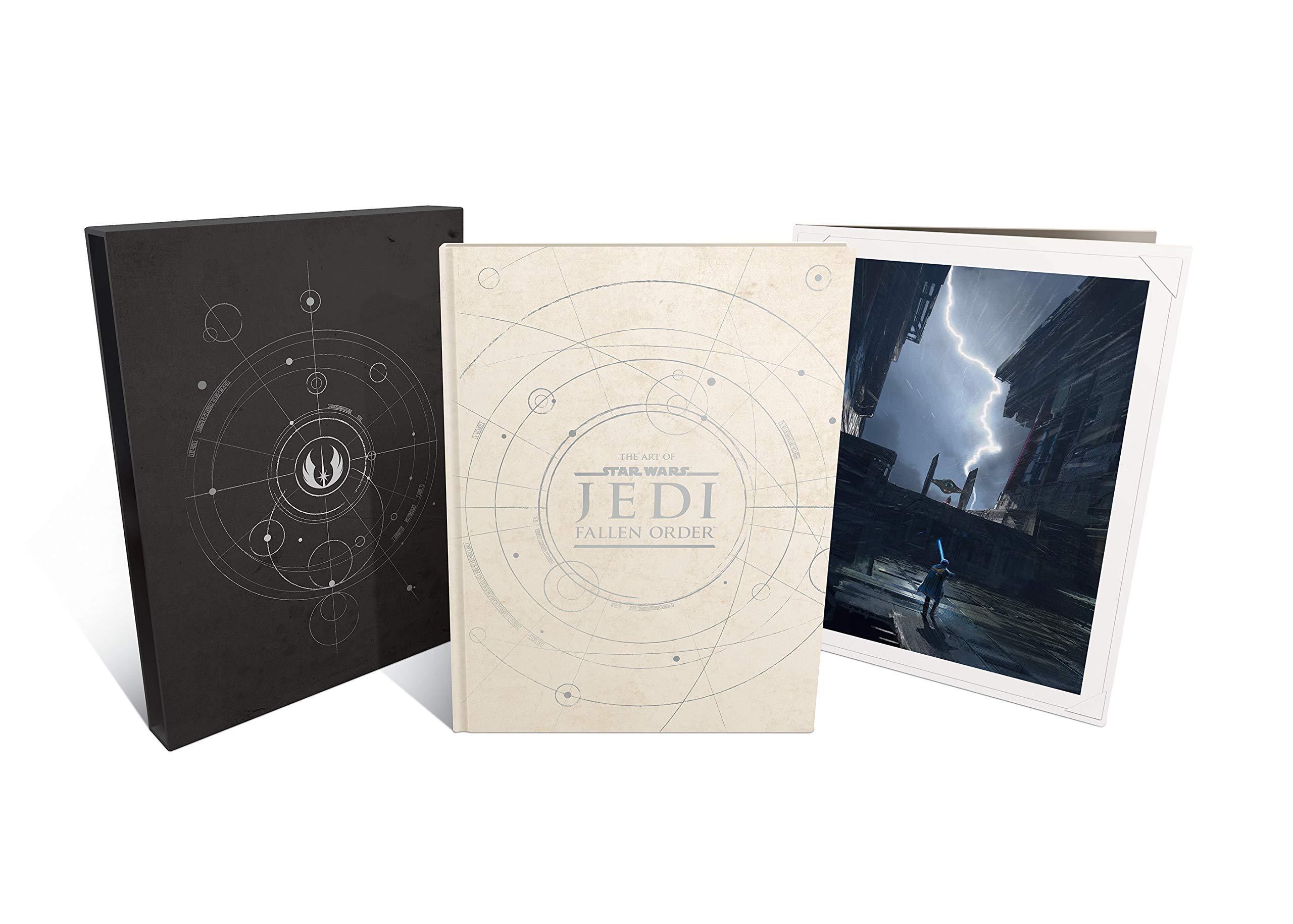 The Art of Star Wars Jedi: Fallen Order Limited Edition by Dark Horse Books