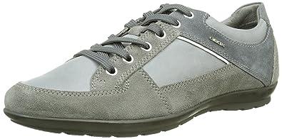 Eu Chaussures U Homme Symbol 39 Lacets Gris c9007 À Geox A xFpv1txw
