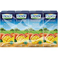 Lacnor Essentials Mango Fruit Drink - 180 ml x 8