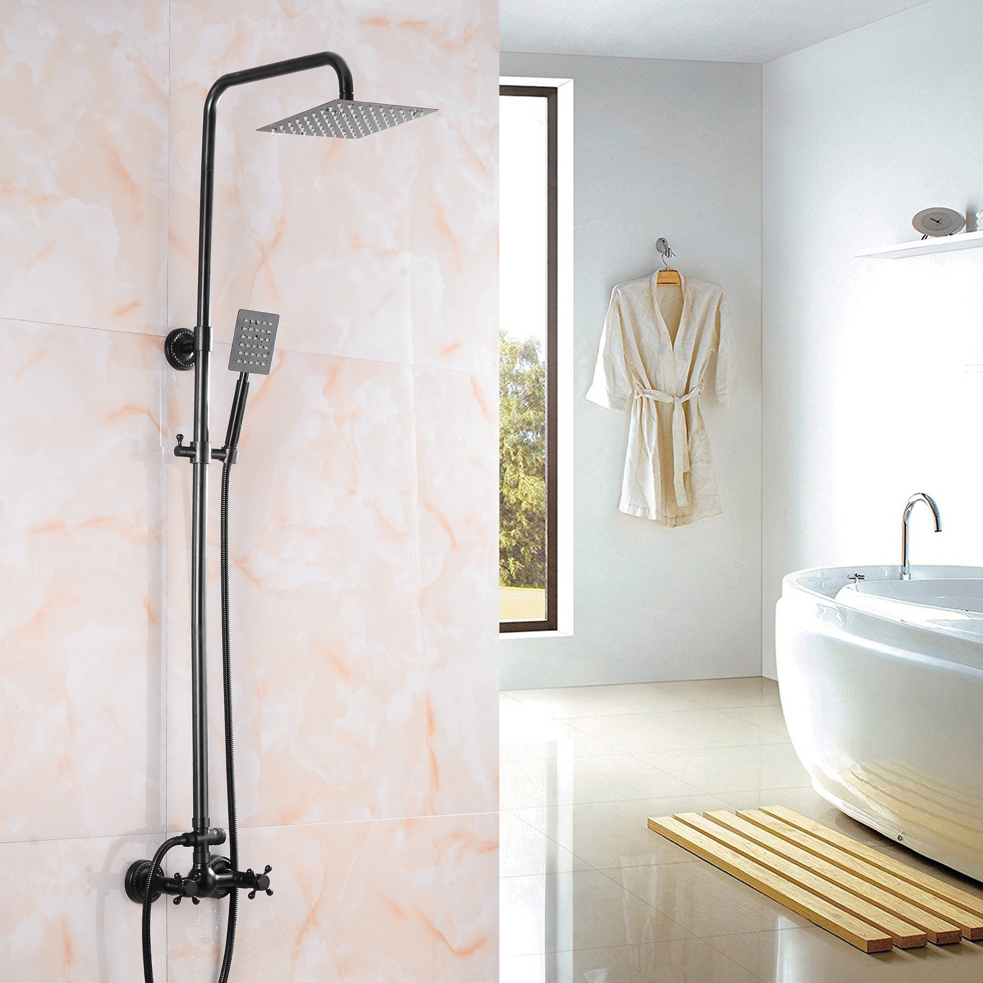 Best Rated in Bathtub & Shower Systems & Helpful Customer Reviews ...