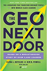 The CEO Next Door: The 4 Behaviors that Transform Ordinary People into World-Class Leaders Kindle Edition