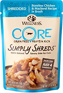 Wellness CORE Simply Shreds (Pack of 12)