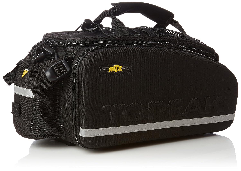 Topeak Trunk Bag EX Strap Type - Sac porte-bagages - noir 2018 Sacs pour porte-bagages xQ4v8O7wkb