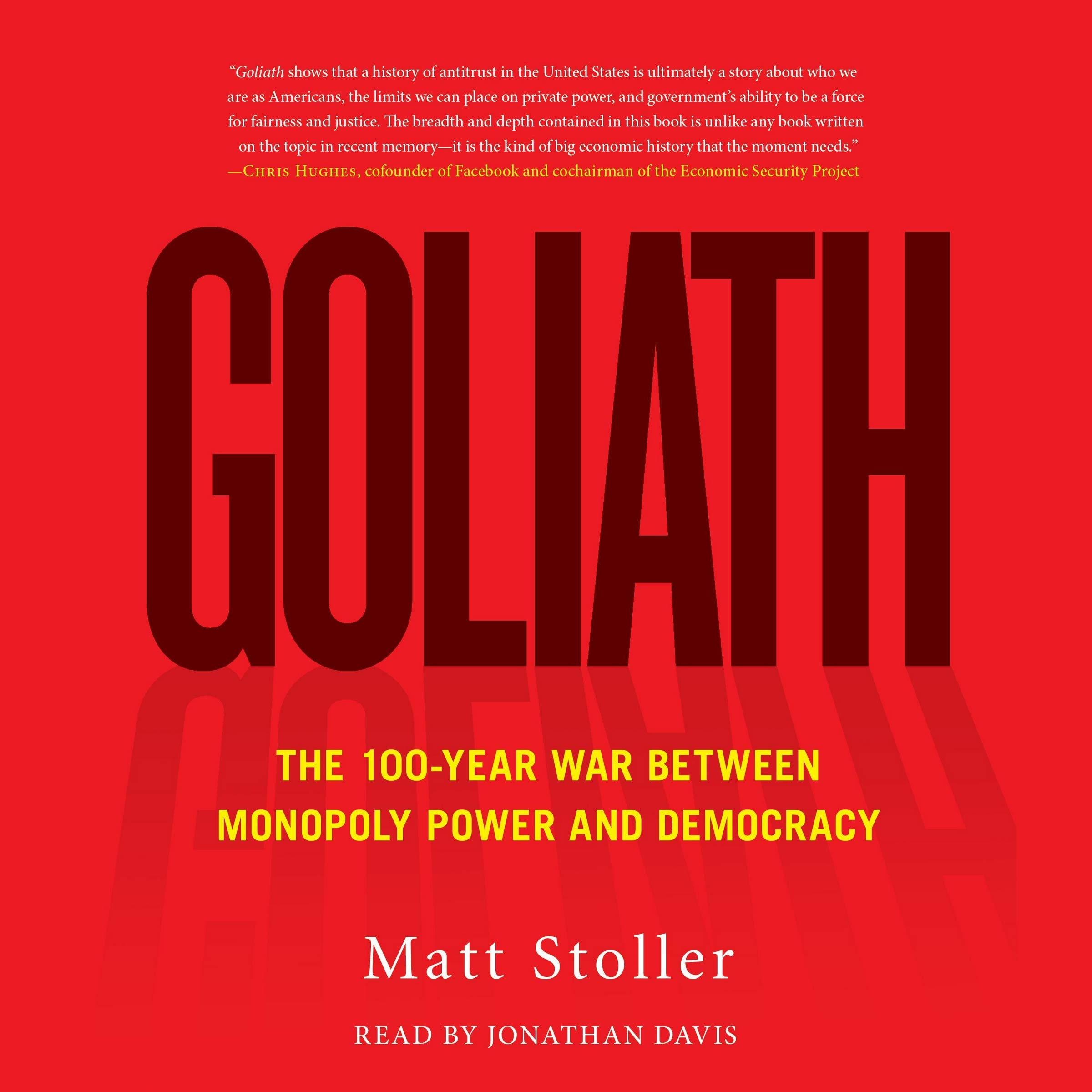 Goliath: Amazon.es: Stoller, Matt: Libros en idiomas extranjeros