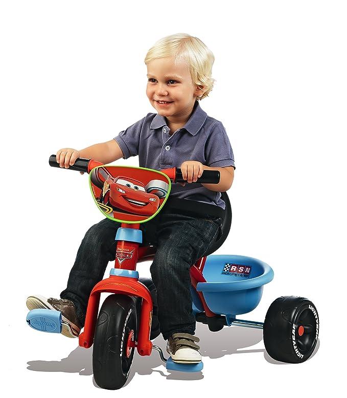 Amazon.com: Smoby Cars Be Move Triciclo por Smoby: Toys & Games