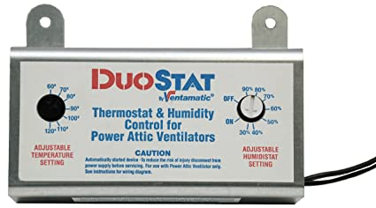 Cool Ventamatic Xxduostat Adjustable Dual Thermostat Humidistat Control Wiring Digital Resources Antuskbiperorg