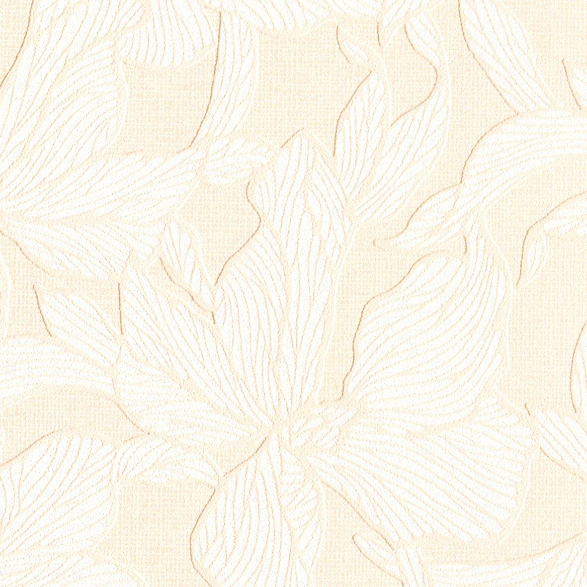 リリカラ 壁紙1巻50m ナチュラル 花柄 ベージュ 水廻り LV-6233 B01IHGGHO6 50m|ベージュ
