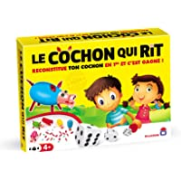 Dujardin Cochon Qui Rit - Jeu de société - 2 a 4 joueurs
