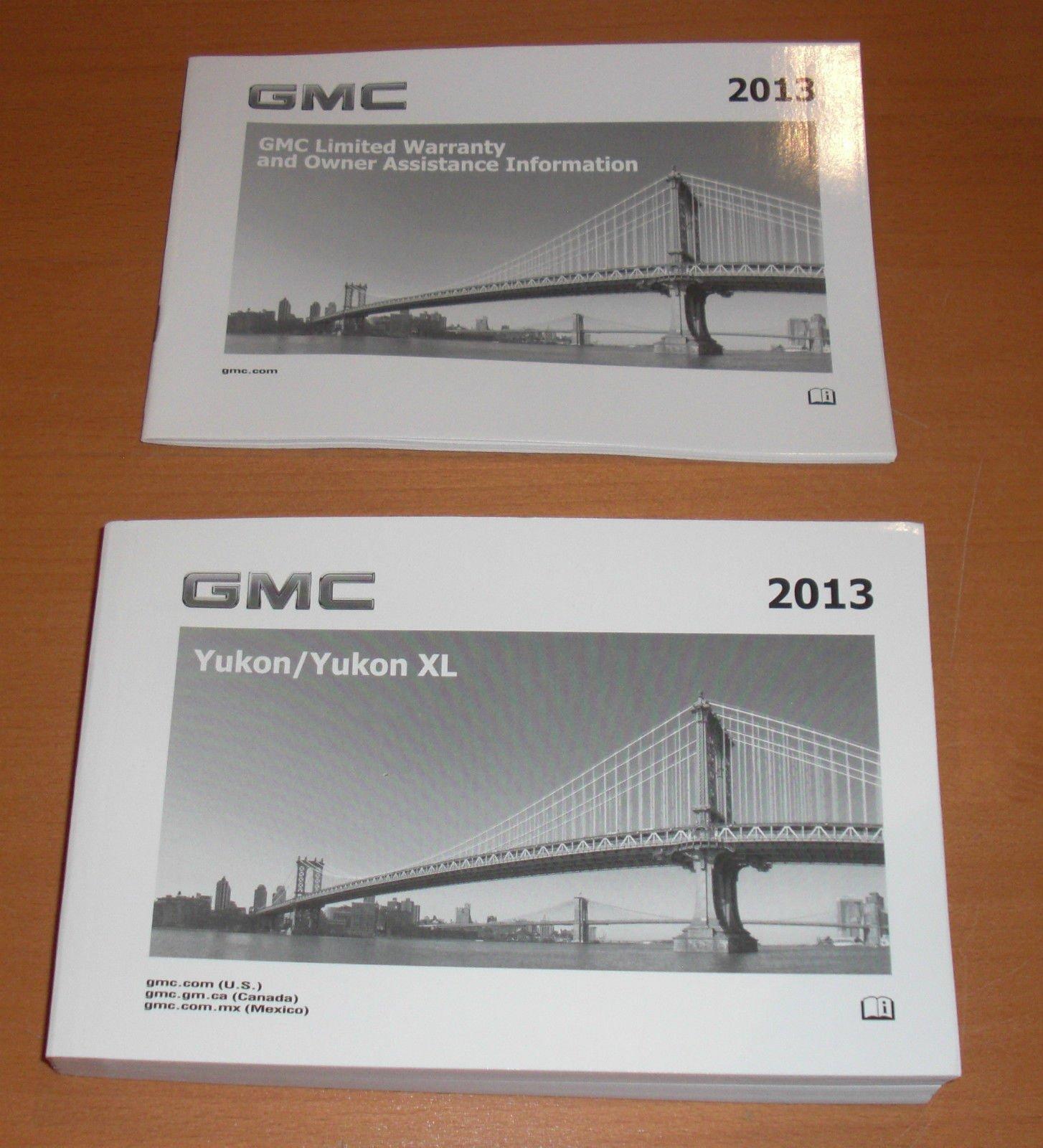 2013 gmc yukon yukon xl owners manual gmc amazon books fandeluxe Image collections