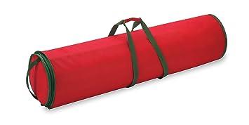 whitmor christmas gift wrap organizer for 30