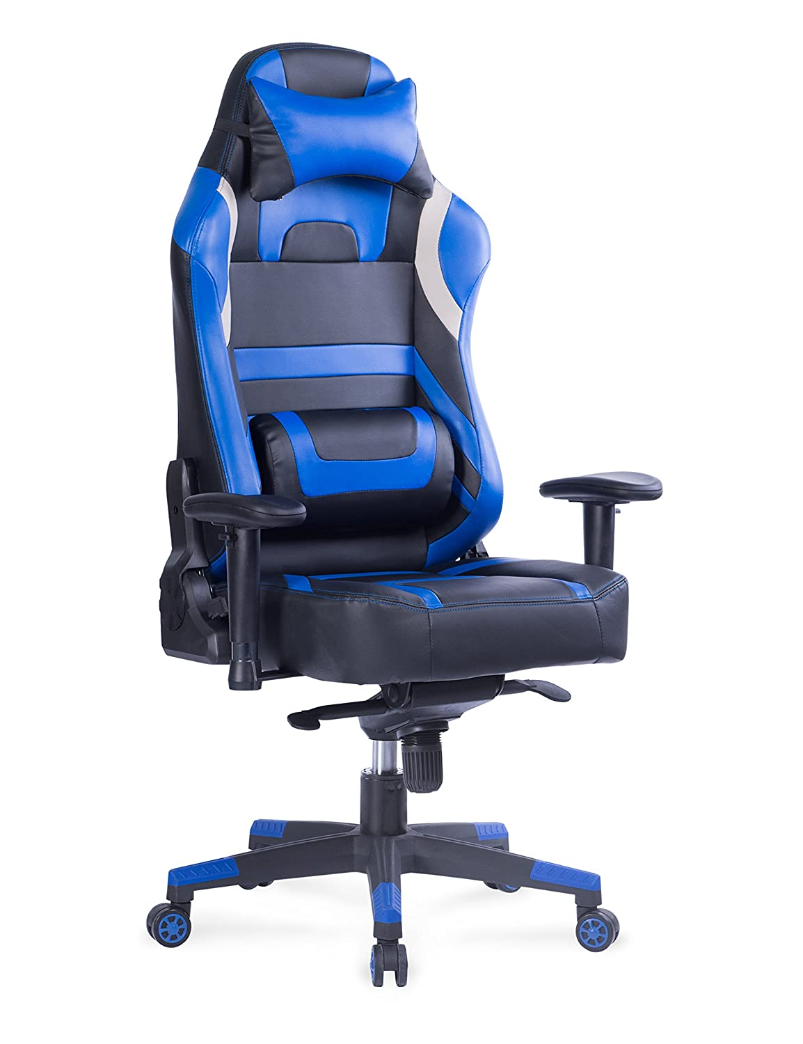 best gaming chair for big guys of 2018 complete reviews. Black Bedroom Furniture Sets. Home Design Ideas