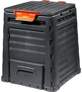 GRAF Garantia M126704 - Compostador 300 l Eco Master Negro ...