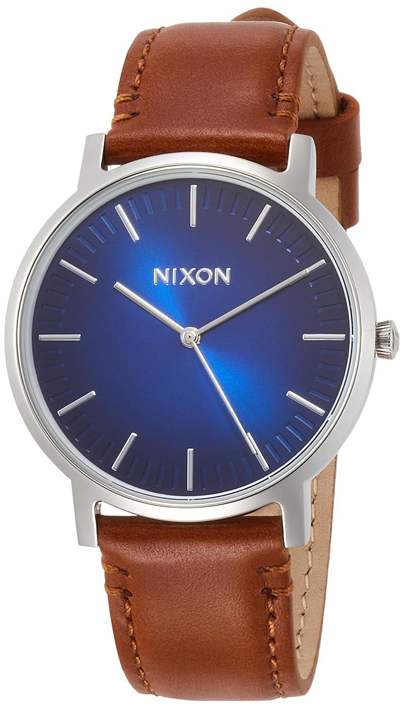 [ニクソン]NIXON 腕時計 Porter Leather NA10582694-00 【正規輸入品】 B072FHWM3H