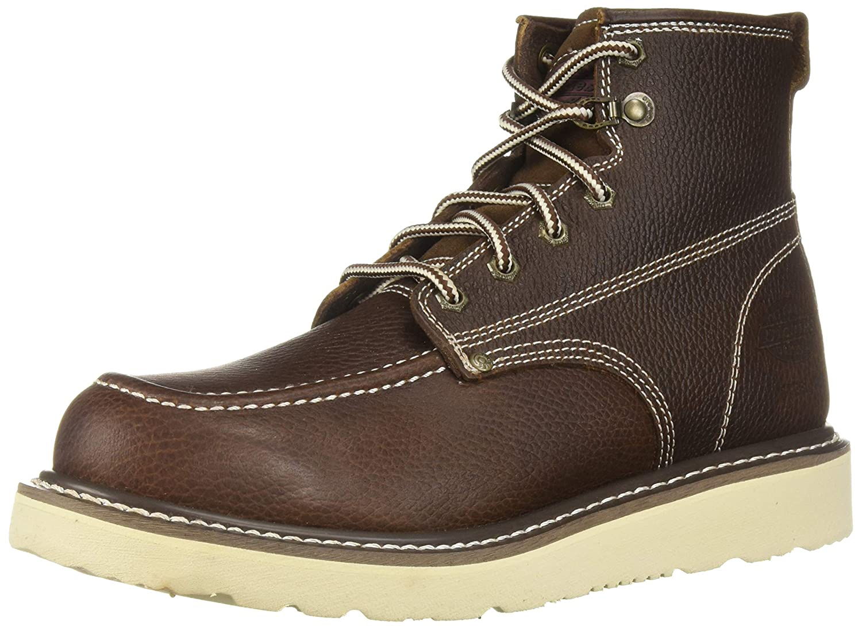 e58f49e6adb Dickies Men's Trader Steel Toe Eh Construction Boot