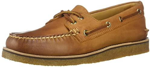 a2c25f537 Sperry Men s Gold A O 2-Eye Crepe Boat Shoes  Amazon.ca  Shoes ...