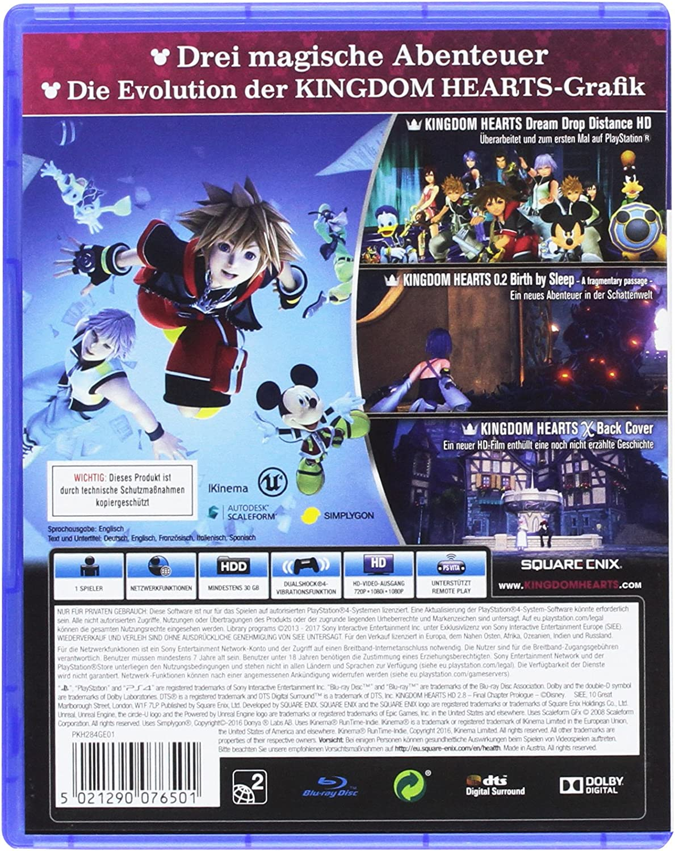 Kingdom Hearts HD 2.8 Final Chapter Prologue [Importación Alemana ...