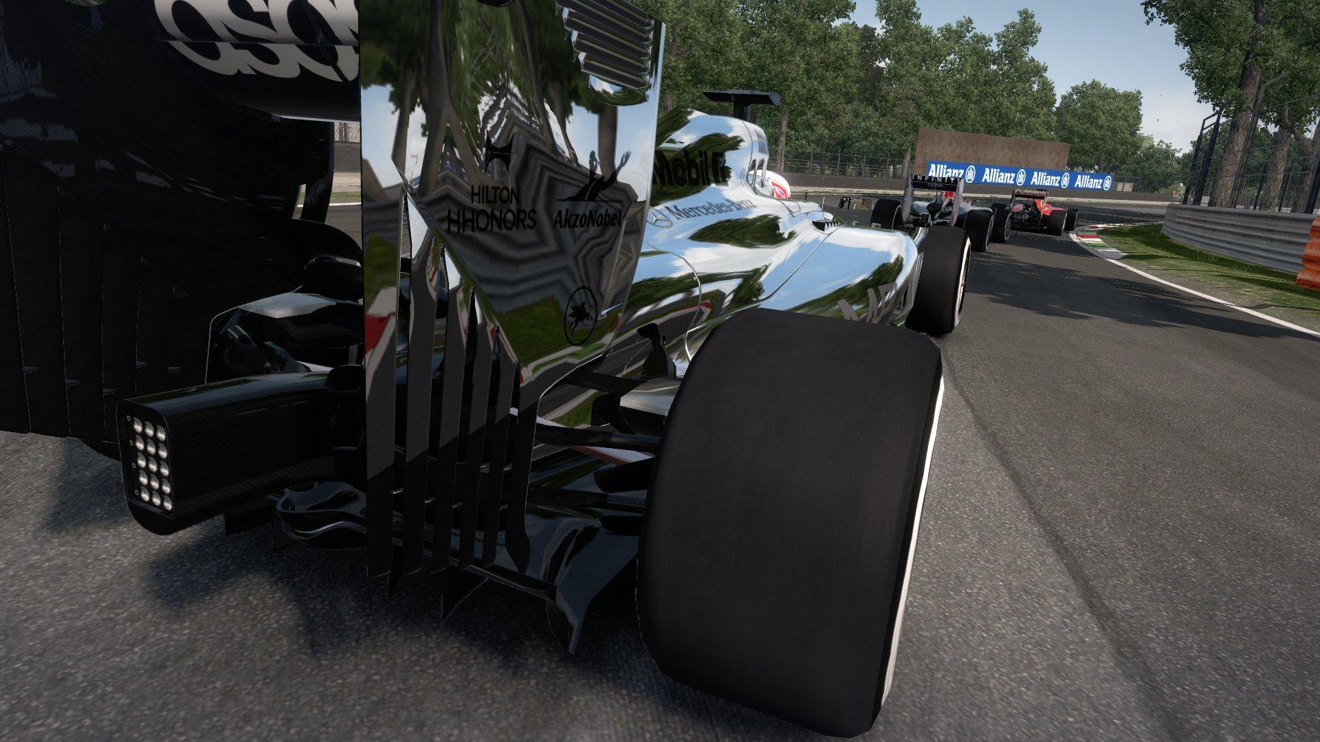 F1 2014 (Formula 1) - PlayStation 3 by Bandai (Image #25)