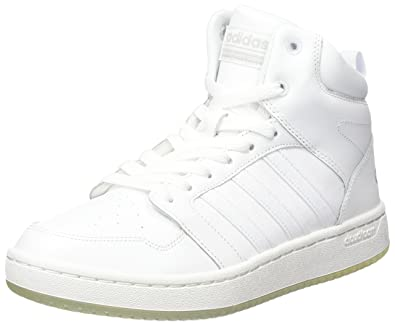 adidas CF Super Hoops Mid, Baskets Hautes Homme: