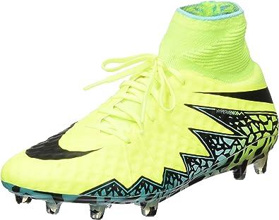 Nike Hypervenom Phantom II FG, Chaussures de Football Homme
